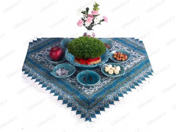 ظروف سفالی هفت سین اصفهان