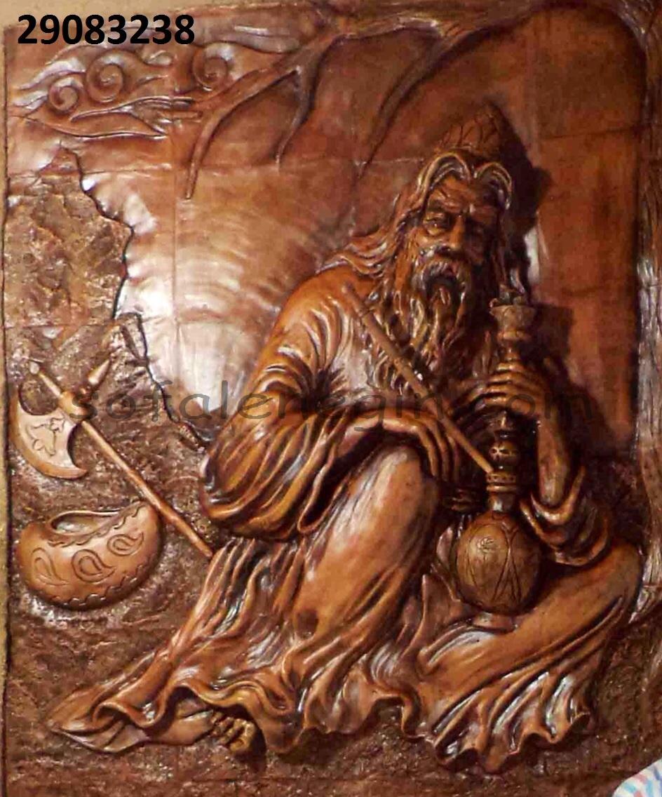 سفال نقش برجسته در اصفهان